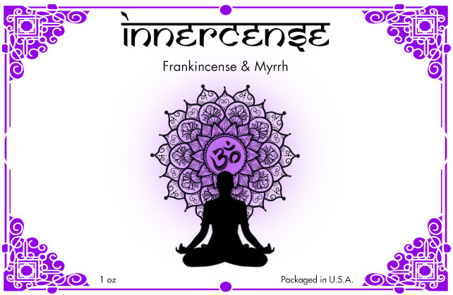 Innercense Packaging Design